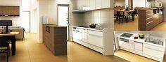 セミオープンキッチン 壁付I型 奥行65cm 間口240cm