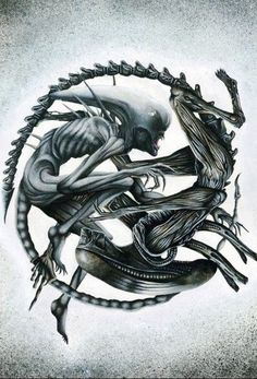 The protomorphisation of the Neomorph by TitansArtSanctuary