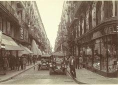 El rebost de Mr. Cairo: La Barcelona d'Adolfo Zerkowitz Carrer Ferran