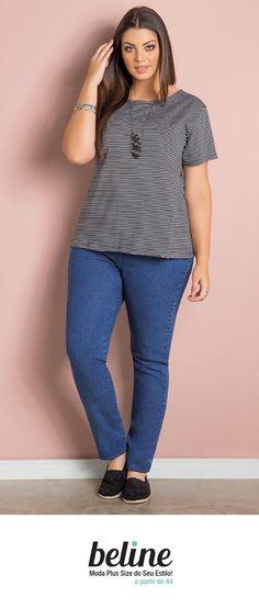 Nos dias quentes a melhor opção é a blusa de manga curta plus size, é versátil e confortável. Combina com calças jeans, saias ou shorts, criando looks charmosos e elegantes, para diversas ocasiões do dia a dia. Confira as mais estilosas blusas de manga curta: https://www.beline.com.br/…/blu…/blusa-manga-curta-plus-size  #beline #plussize #blusaplussize #modaplussize #estiloplussize #eusouplus #meuestiloplussize