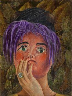 Фрида Кало вМузее Фаберже
