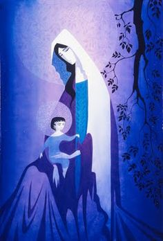 42 Best Eyvind Earle Greeting Cards Images On Pinterest