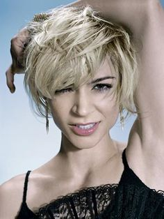 Samaire Armstrong, great ash blonde
