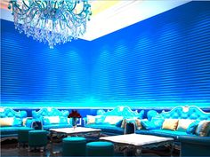 Sininenhetki #Julkinentila #tehosteseinä #3Dpaneelit Conference Room, Table, Furniture, Home Decor, Decoration Home, Room Decor, Tables, Home Furnishings, Home Interior Design