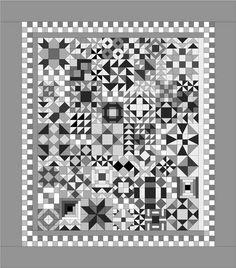 FREE (for now) Women of the Bible quilt patterns-Block of the Month