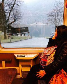 I feel my heart start beating to my favourite song . . . . . . #Rangoon #Gulzar #Europe #switzerland🇨🇭 #switzerlandpictures #stmoritz #rail #mountains #snow #lake #happiness #passionpassport #adventure #wander #travelgram #iphoneography #iphone7 #travel #explore #discover #windowseat #sunlight