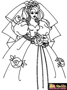 Miss Missy Paper Dolls: Barbie coloring pages part 2 Barbie Coloring Pages, Princess Coloring Pages, Cute Coloring Pages, Christmas Coloring Pages, Free Coloring, Adult Coloring Pages, Coloring Pages For Kids, Coloring Sheets, Coloring Books