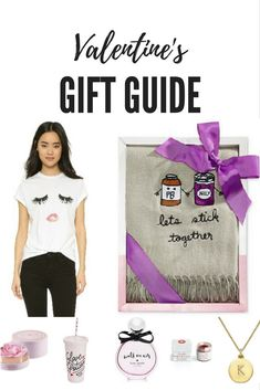 Valentine's Day Gift Guide // Tabitha Lane