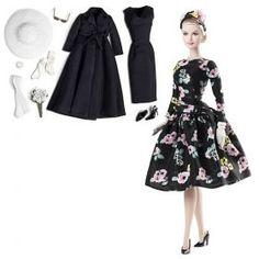 Barbie Grace Kelly Trousseau Doll