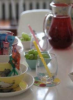 Moomin party - Muumi-teemajuhlat