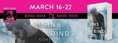 TLBC's Book Blog: The Sins That Bind Us by: Geneva Lee...It's live! ...