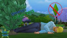 Maxis Match CC for The Sims 4 • sims4guru:   Invisible Plumbbob file for patch...