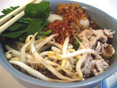 Spicy Noodles ( Guay Tiaw Ruer )