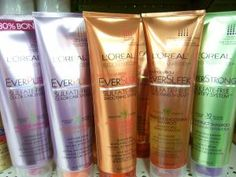 L'Oreal sulfate-free Ever line has the best sulfate free shamp/conditioners and you can't beat the price!