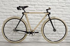 WOOD.B handmade wooden bike by BSG BIKES • Design Father
