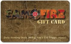Camofire.com   One deal at a time!