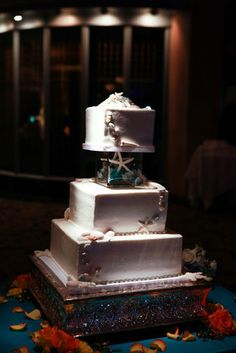 Wedding cake simple!