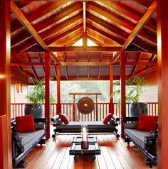 THE BALI ESTATE ON KAUAI | Kilauea, HI | Luxury Portfolio International Member - Hawaii Life Real Estate Brokers