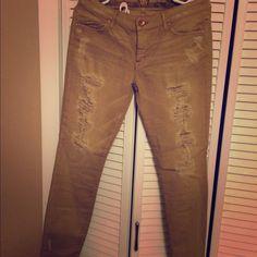 Rock & roll stretch pants jeans New- super hip stylish Rich & Skinny Pants