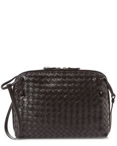 Bottega Veneta Intrecciato Gros Grain Messenger Bag is on Rue. Shop it now.