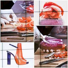 #FashionFood - Food Experience - Mondadori #ricetta - #MFW Milano 21-23 Settembre 2013 #SaleePepeMag #Grazia - Anna Marconi (Taste of Runway) e Charline De Luca