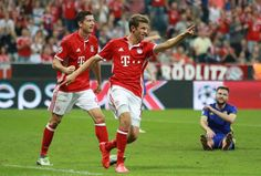 @FCBayern #Muller #9ine