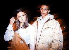 Frankie Collective x Highsnobiety Editorial | Carhartt overalls