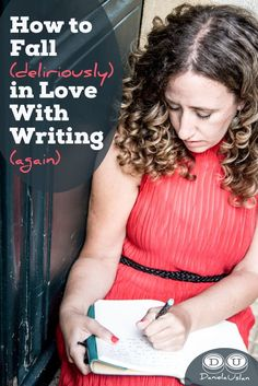 Pull up a chair. Get comfortable. Then read the heartbreaking story of my love affair with writing. (Don't worry, it ends with a make-out session.) Read more: http://danielauslan.com/love-writing