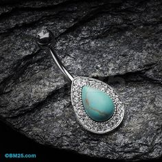 Hey, I found this really awesome Etsy listing at https://www.etsy.com/au/listing/217615361/avice-turquoise-multi-gem-belly-button