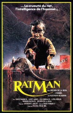 RATMAN (French ratman)