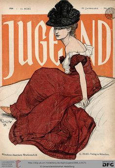 """""""Jugend"""" cover."""