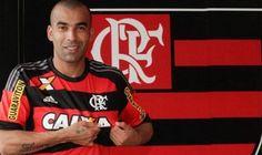 Flamengo anuncia a contratação do atacante Emerson Sheik: http://uol.com/bvftwX