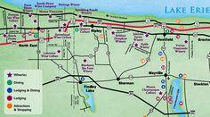 Lake Erie & Chautauqua Lake Wine Trail