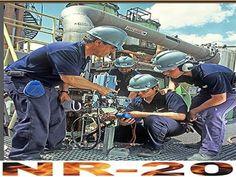Curso Online de Instrutor de NR 20 - Segurança e Saúde no Trabalho com Inflamáveis e Combustíveis