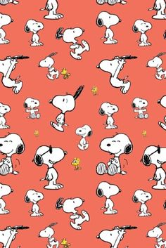 0.50m Jersey Snoopy Peanuts Apricot GOTS Certified | Etsy Wallpaper Iphone Disney, Cute Disney Wallpaper, Cute Wallpaper Backgrounds, Funny Wallpapers, Snoopy Wallpaper, Cartoon Wallpaper, Snoopy Pictures, Orange Wallpaper, Snoopy Quotes