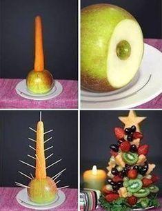 Resultado de imagem para fotos de decoração de casa natalina