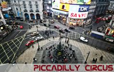 Best Attractions in #London: Piccadilly Circus