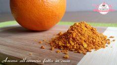 Aroma all'arancia fatto dalle bucce d'arancia, super aromatizzante!!