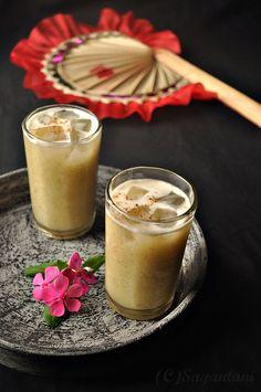 Sharbat (Mango Panna/Raw Mango cooler)