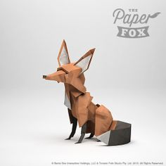 The paper fox
