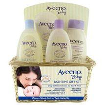 Walmart: Aveeno Baby - Daily Bathtime Solutions Gift Set