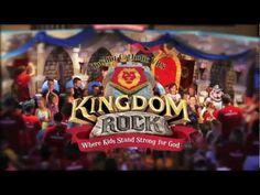 Kingdom Rock Totally Catholic VBS Promo Video
