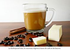 Le Bulletproof diet : le régime explosif à base de café