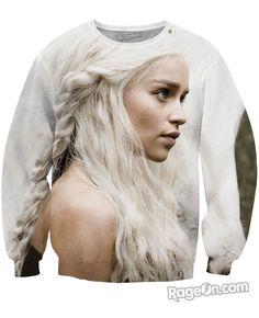 Khaleesi Crewneck Sweatshirt