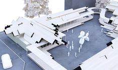Gallery of Gilles Retsin Architecture Unveils Design for Suncheon Art Platform - 3