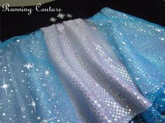 NEW Elsa inspired from Frozen Sparkle Running Misses round