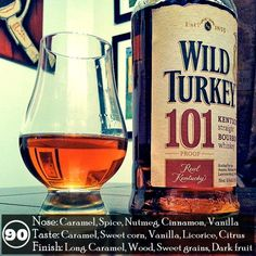 This is just really good whiskey Bourbon Drinks, Rye Whiskey, Scotch Whiskey, Bourbon Whiskey, Whisky, Whiskey Trail, Good Whiskey, Best Bourbons, Wild Turkey