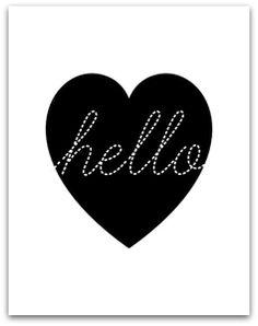 Image of HELLO HEART