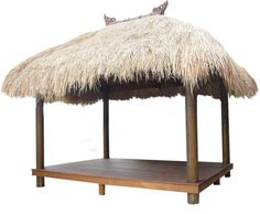 Bali Hut with deck $6500