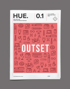 Competitions: Hue Magazine Cover Artwork - Vote Here · News · Creative Arts Network